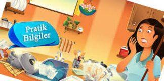 Mutfak İçin Pratik Bilgiler